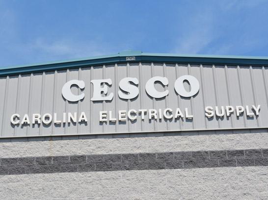 carolina-electrical-supply-cesco-building